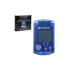 VMU Azul Transparente Sega Dreamcast