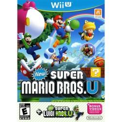 New Super Mario Bros U para Wii U