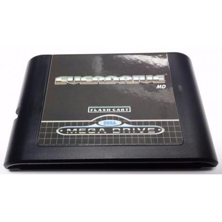 Cartucho Mega Drive Regravável - EVERDRIVE