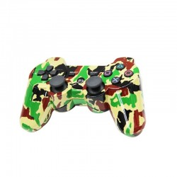 Comando Wireless DualShock III para PS3 Camuflado