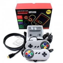 Consola Super Retro Classic Com 621 Jogos  Saída HDMI