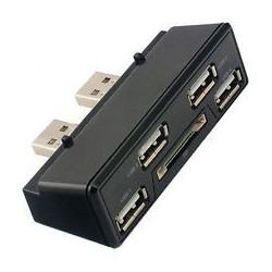 USB Hub 4 USB para PS3 Slim
