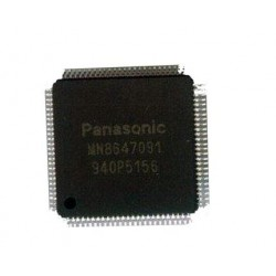 Chip HDMI MN8647091 para PS3 Slim