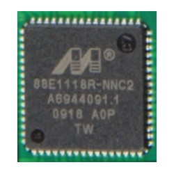 Chip Ethernet 88E1118R para PS3 Slim