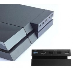 Hub USB para Playstation 4