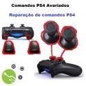 Serviço de Reparação Comando PS4