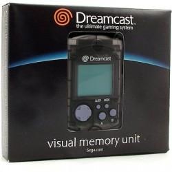 VMU Preto Transparente Sega Dreamcast