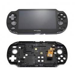 LCD + Touch + Frame para PS Vita 1004 / 1104 Como Novo