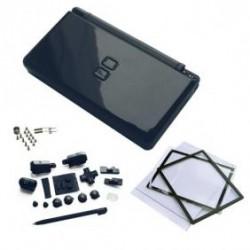 Carcaça completa preta Nintendo DS Lite