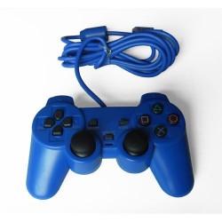 Comando Dual Shock 2 Azul para PS2