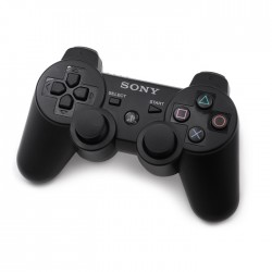 Comando PS3 Preto Original Refurbished
