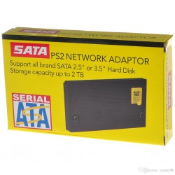 Playstation 2  Adaptador para Disco Rigido Sata
