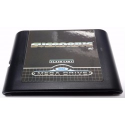 Cartucho Mega Drive Regravável - EVERDRIVE