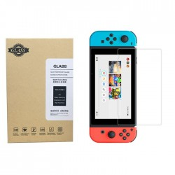 Protector de Ecrã em Vidro Temperado para Nintendo Switch