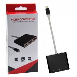Conversor de Video HDMI para Nintendo Switch