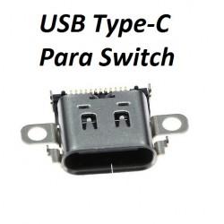 Porta USB Tipo-C para Nintendo Switch